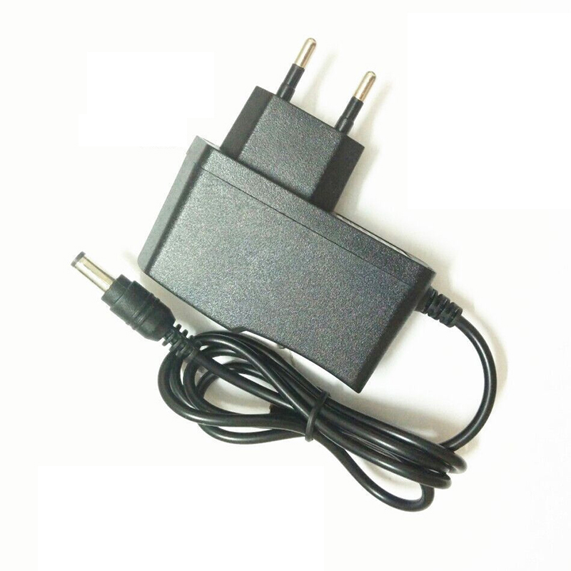 ALLISHOP 9v 1a dc power adapter eu 5 5mm 2 1mm interface Power Supply 100 240v