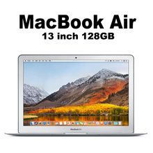 Apple Original 13-inch MacBook Air Apple Laptop MacOS Notebook support Windows i5 CPU MQD32 8G memory and 128G SSD