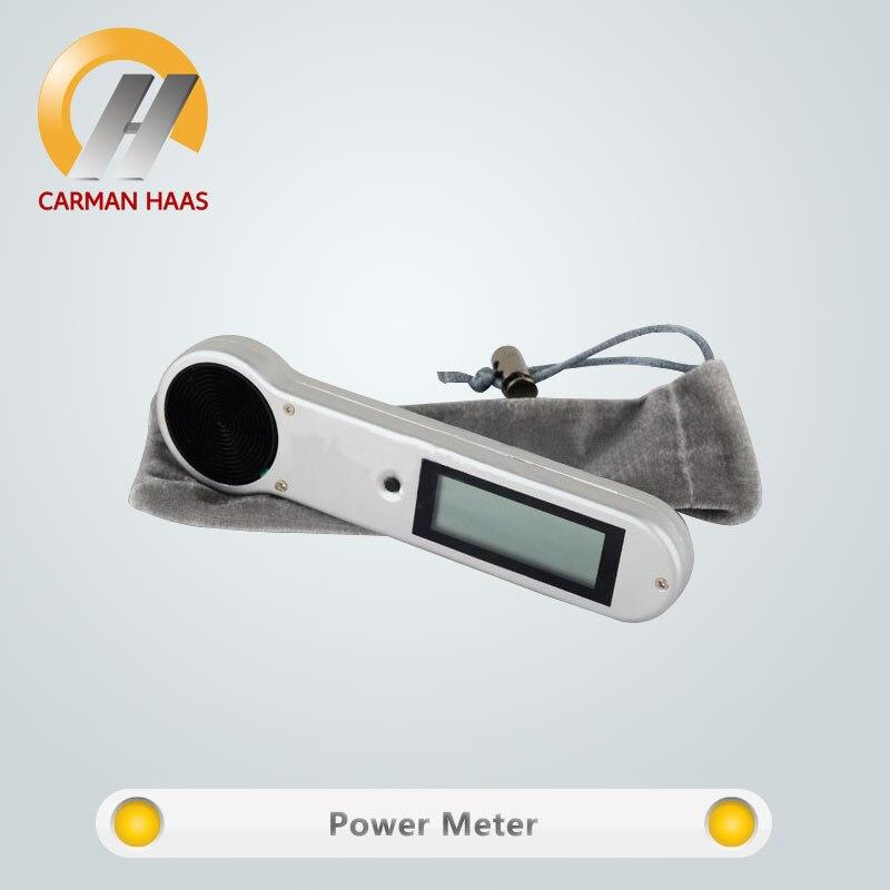 Купить с кэшбэком CARMANHAAS Handheld CO2 Power Meter for Laser Tube 0-200W in Laser Engraving and Cutting Machine