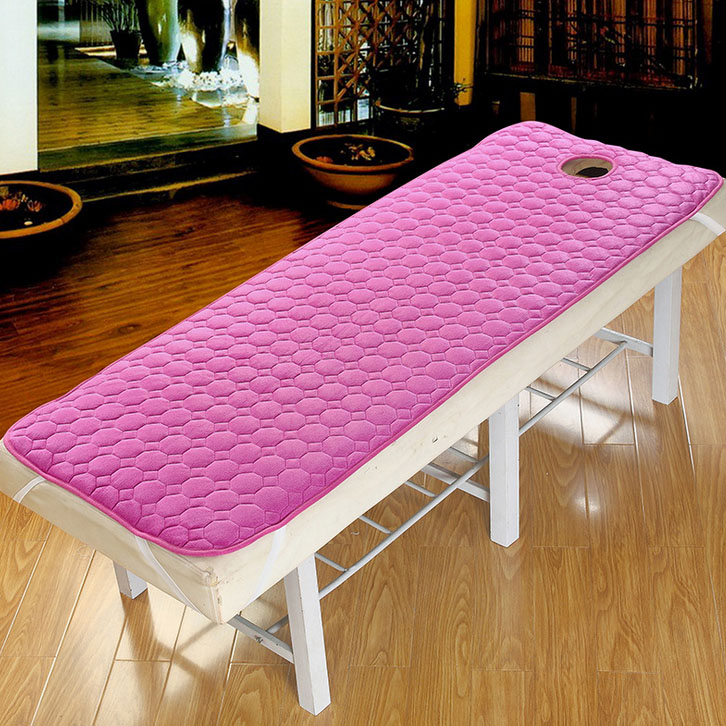 Non-slip Medical Massage Bed Pad Beauty Salon SPA Dedicated Massage mattress 900pcs cots disposable latex sets rubber non slip labor beauty massage nail profiling tattoo white finger cot