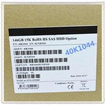 40K1044 26K5842 39R7350 146G 15 K SAS 3,5X3650 обеспечить новый в оригинальной коробке. Обещано отправить в течение 24 часов