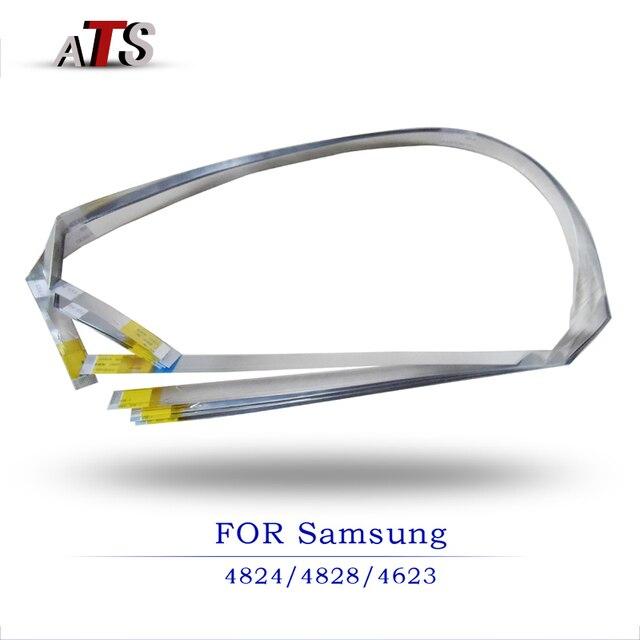 3 יח'\חבילה כבל קו עבור Samsung 4824 4828 4623 תואם מדפסת חילוף חלק ראש חום קו מדפסת ספקי