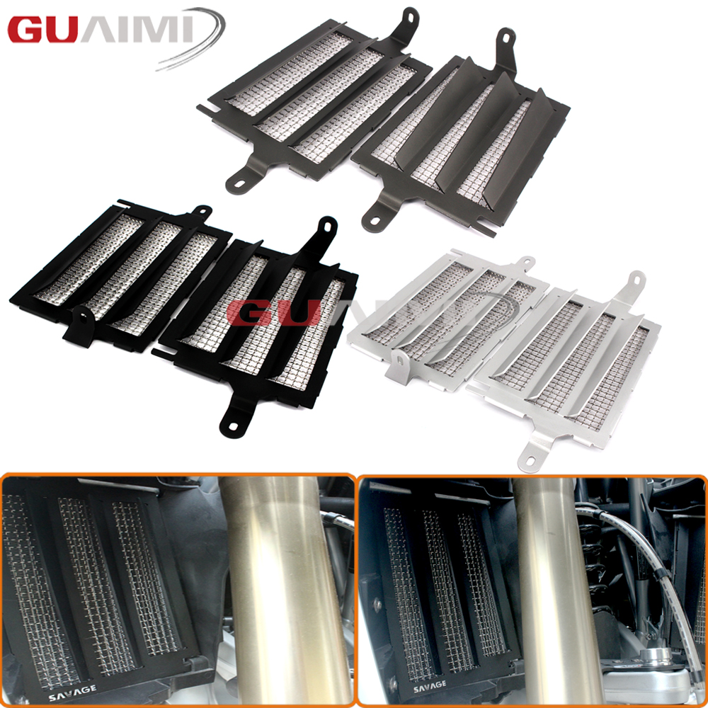 For BMW R1200GS LC 2013 14 15 2016/BMW R1200GS LC ADV 2014 2015 2016 Water Cooled Radiator Grille Guard Cover lego приключения на bmw r 1200 gs