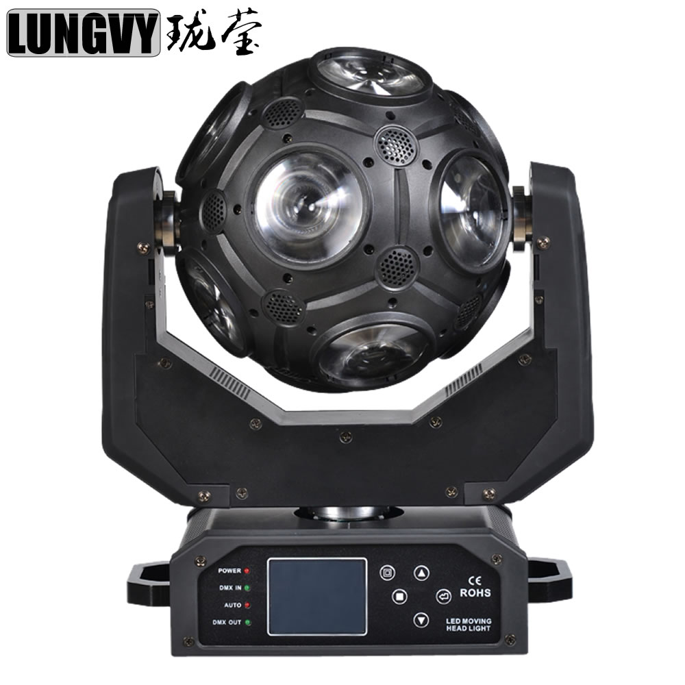 Hot Verkoop Amerikaanse Dj Licht 4in1 RGBW 12x20 w Moving Head LED ...