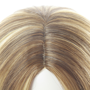 Image 4 - L email wig Game LOL KDA Ahri Cosplay Wigs K/DA Prestige Edition Short Mixed Color Cosplay Wig Heat Resistant Synthetic Hair
