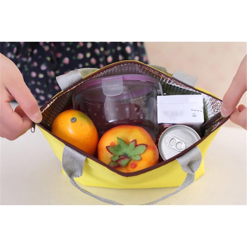 piquenique lancheira bolsa jantar bolsa Altura : 22cm(approx.)