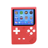Video Game Console Plug TF card support to download FC GBA NES MD MAME Five in one Retro Game Handheld Games Console