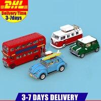 LEPIN Car Series 21001 21002 21003 21014 21045 20001 Building Blocks Bricks