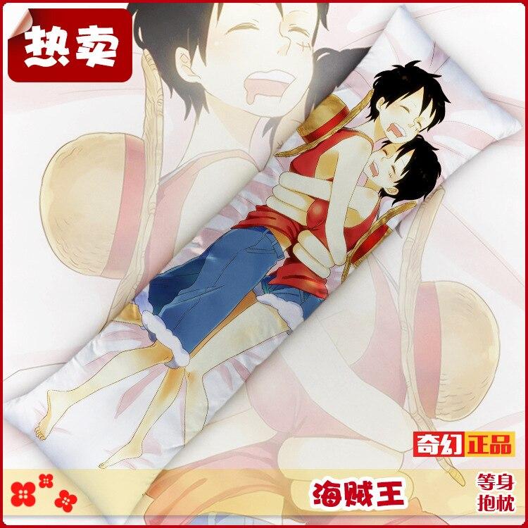 Japanese cartoon anime pillow cover body pillow life-sized pillow cute pillowcase ONE PIECE pillow case 50cmx150cm