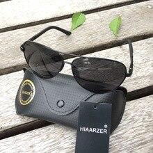 Men Brand Classic Polarized Aluminum Magnesium Sunglasses NEW Goggles UV400 Pilot Eyewear Sun Glasses oculos de sol With Package недорго, оригинальная цена