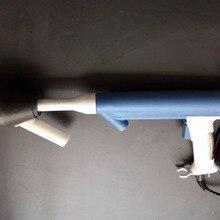 Пистолет-распылитель для электростатические стекающие пистолет электростатического флокирования пены печать
