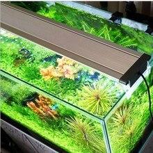 Аквариумы светодио дный освещения качество света аквариума может быть продлен кронштейн белый и красный светодио дный s подходит для Аквариумы