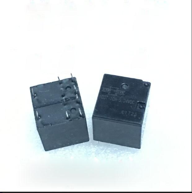 car 24V relay 103T-1CH-S 24VDC 103T-1CH-S-24VDC 103T1CHS 24VDC DC24V 24V 10PINcar 24V relay 103T-1CH-S 24VDC 103T-1CH-S-24VDC 103T1CHS 24VDC DC24V 24V 10PIN