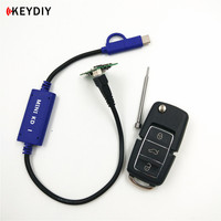 Mini KD Key Programmer Remotes Warehouse In Your Phone Support More Than 1000 Auto Remotes