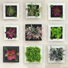 Отделка стен моделирования цветы и суккуленты гобелены свадебные украшения