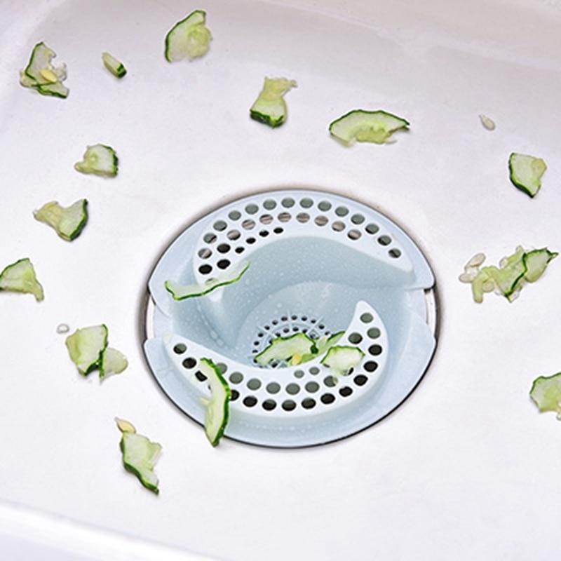 Kitchen drain anti-blocking filter Sink Water Leak Cover Kitchen Pool Plugging Stopper Bathroom Drain Kitchen Sink Strainer