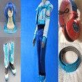 High-quality Dramatical Murder DMMD Seragaki Aoba Cosplay Costume+belt