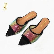 Błyszczące buty płaskie buty damskie buty damskie