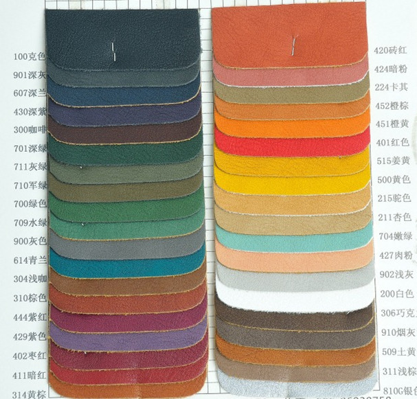 China Factory Wholesale 1 2mm High End Embossed Synthetic Pu Leather
