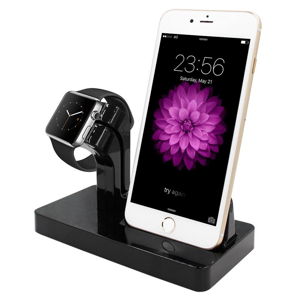 bilder für Lazyman Halter Halterung Desktop-ständer Cradle Halter Ladegerät Dock Station Ladestation für iPhone Apple Ständer Uhr 38mm/42mm