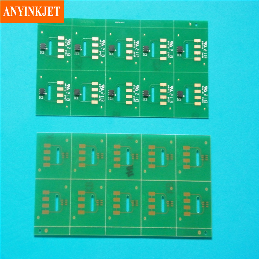 compatible smart chip for Videojet V705A D cartridge