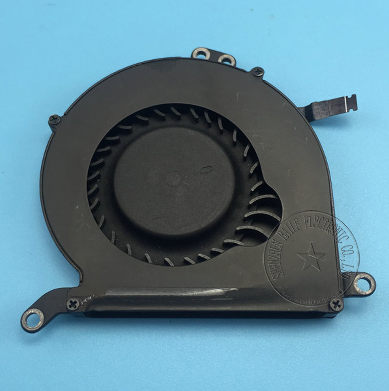 laptop fan for APPLE MACBOOK AIR A1369 MC503 MC504 MC965 A1466 13 cpu fan, Brand New genuine A1369 MC503 laptop cpu cooling fan ноутбук apple macbook air 13 3 mmgg2ru a