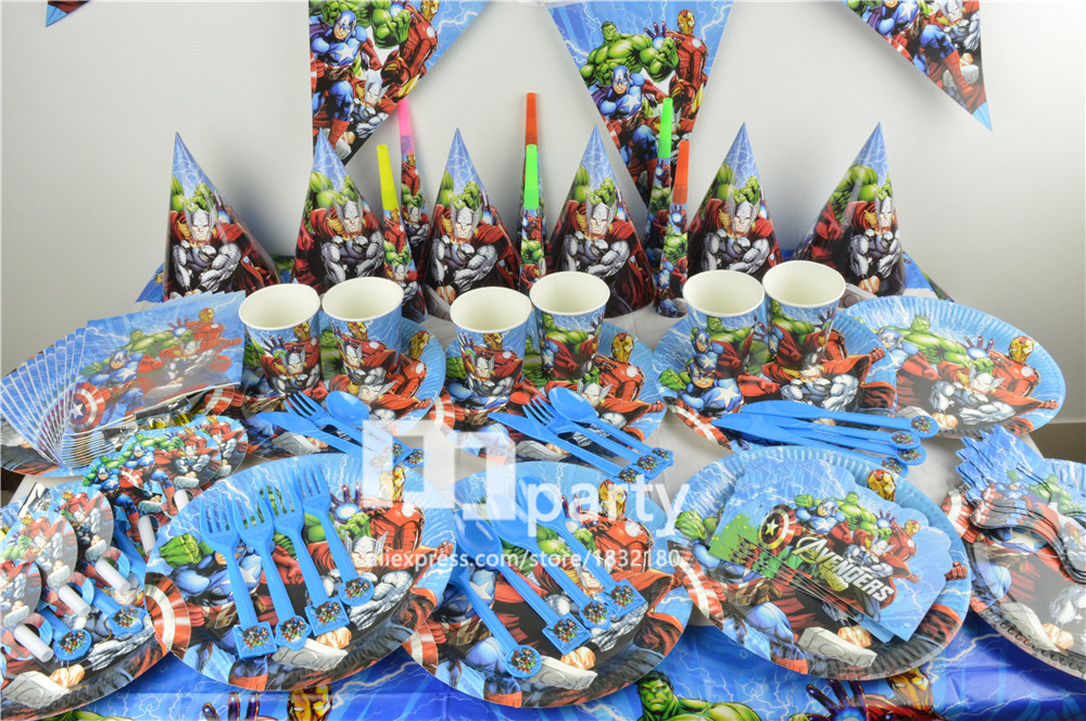 captain america party supplies - Party Decorations Cheap
