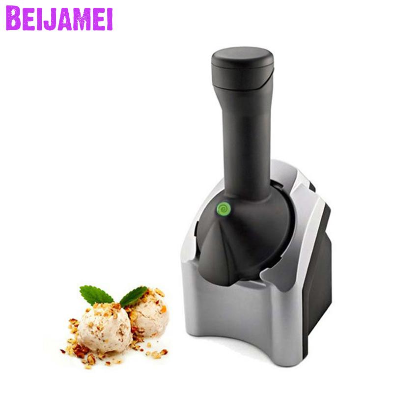 Beijamei Wholesale Portable Mini Fruit Ice Cream Yogurt Maker Homemade Electric Ice Cream Machine For Dessert StoreBeijamei Wholesale Portable Mini Fruit Ice Cream Yogurt Maker Homemade Electric Ice Cream Machine For Dessert Store