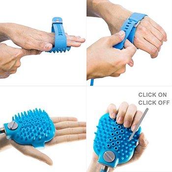 Silicone hondenmassager 1
