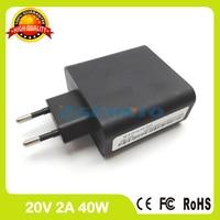 20V 2A 5 2V 2A USB AC Power Adapter For Lenovo Yoga 3 1170 Charger For