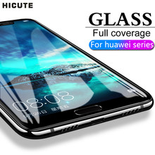 Protective Glass For Huawei P20 Lite P20 pro P9 P10 plus glass on Huawei P9 P10 plus P20 Lite P20 Pro P10 Screen Protector(China)