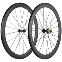 Winowsports  oferta de fábrica  ruedas de carbono para bicicleta de carretera de 50mm  ruedas de carbono de 38mm  60mm  88mm  cubiertas  tubeless  juego de ruedas tubulares de 25mm