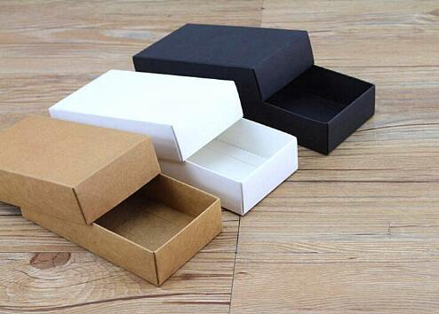 10pcs/lot Cardboard gift box with lid ,Jewelry Event Wedding Candy Chocolate Cake DIY Soap Packaging Box,Custom gift box