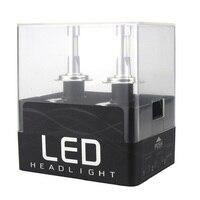 H7 LED Car Bulbs 6000K H1 H3 H11 9005 Hb3 9006 Hb4 9012 Hir2 Auto Lamps