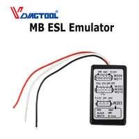 MB ESL Emulator Auto Key Programmer OBD2 Code for mercedes esl emulator for W202, W208, W210, W203, W211, W639 FREE SHIPPING