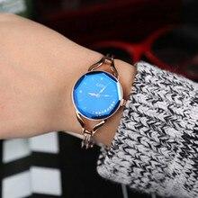 купить Hot Selling Creative Elegant Stainless Steel Strap Clock  Fashion Women Watch Luxury Wristwatch  Relogio Feminino по цене 1060.34 рублей