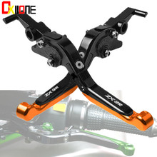 For KAWASAKI ZX9R 2000 2001 2002 2003 Motorcross Accessories CNC Motorcycle Adjustable Folding Extendable Brakes Clutch Levers