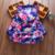 Bolero de algodão macio do bebê acolchoado jaqueta casaco infantil giacche neonati ponchos capes jaqueta crianças do sexo feminino outono clothing 50d049