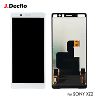 For Sony Xperia XZ2 LCD Screen Display Touch Panel Glass Senor Digitizer Full Assembly Replacement Parts No Frame Original