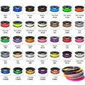 Impressora 3D filamento 1 kg ABS / PLA / HIPS 1.75 mm / 3 mm para 3D impressão caneta colorido MakerBot / RepRap / UP / Mendel