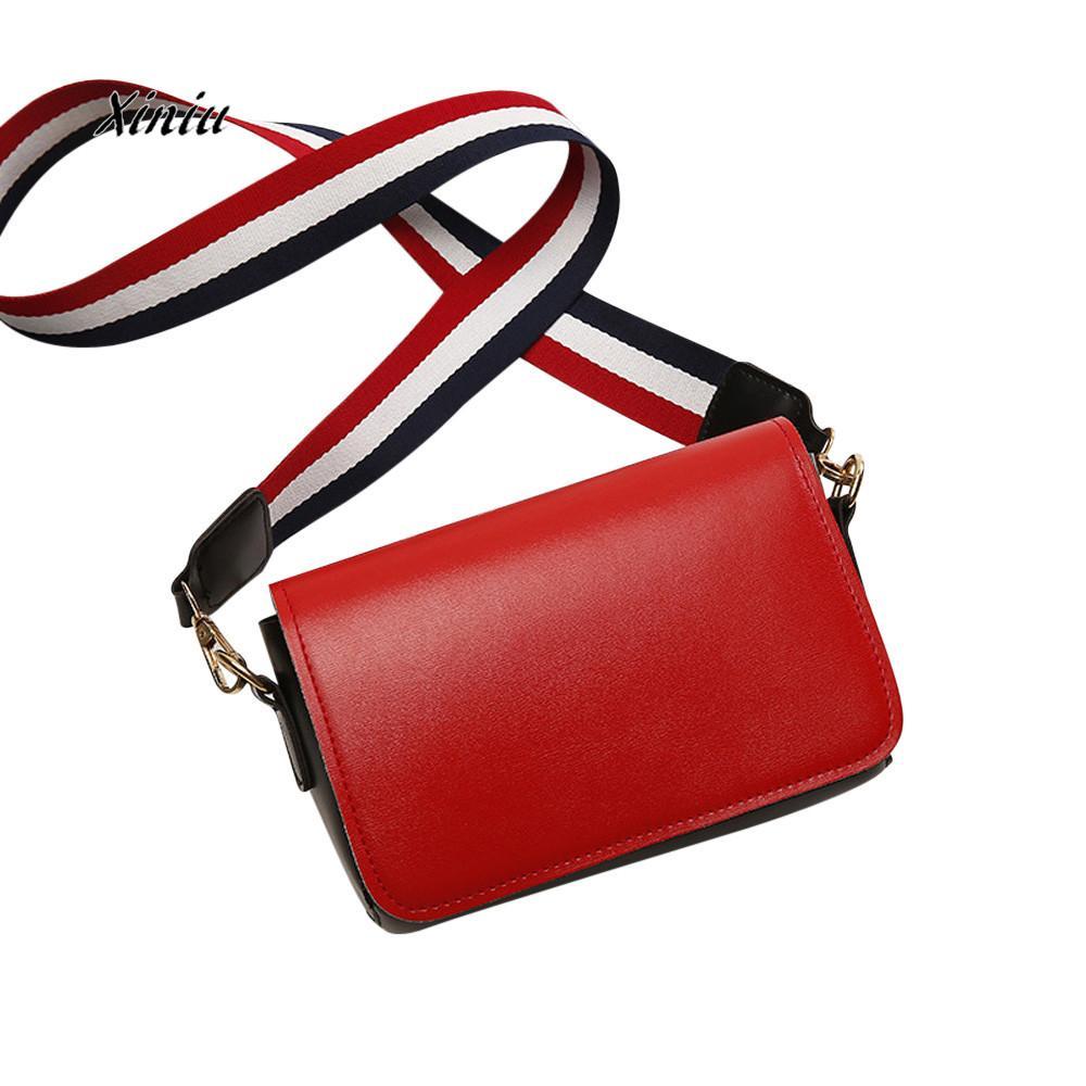 Женская Мода кожаная сумка панелями сумки женские Повседневное сумка-мессенджер Сумки через плечо Для женщин Shopper Сумки на плечо