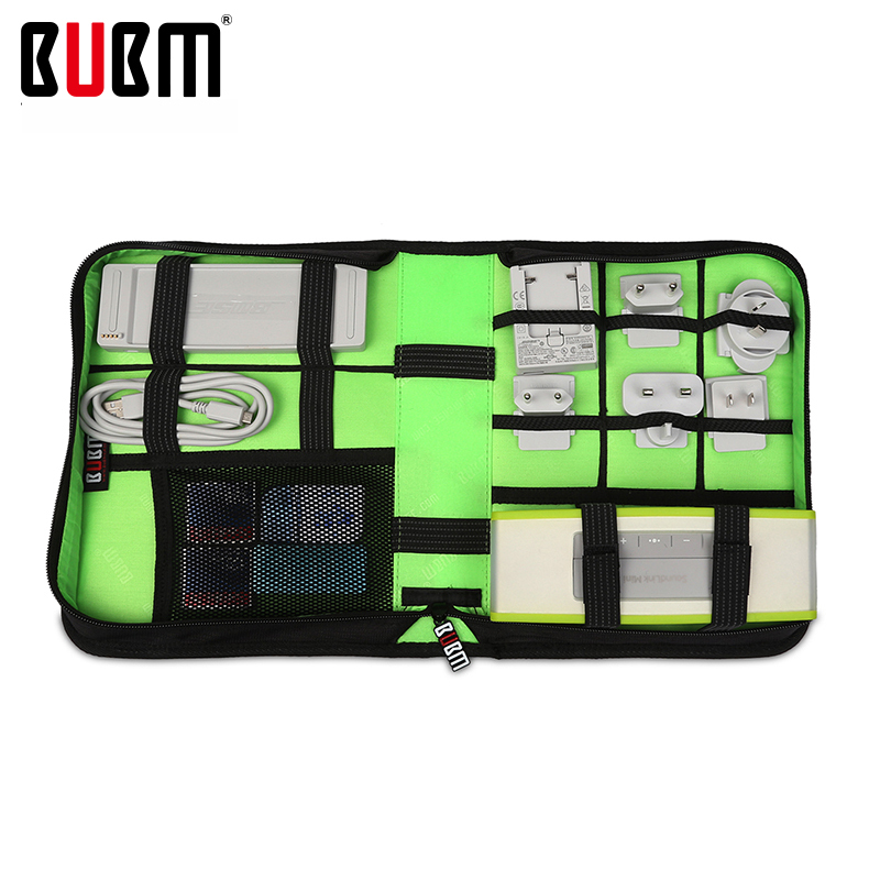 BUBM bag case for bluetooth headset speaker carrying bag Hi-Fi sound receiving bag