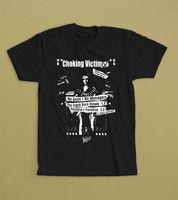 Cheap Tee Shirts Graphic Men Crew Neck Choking Victim S M L Xl 2Xl 3Xl Short-Sleeve T Shirts