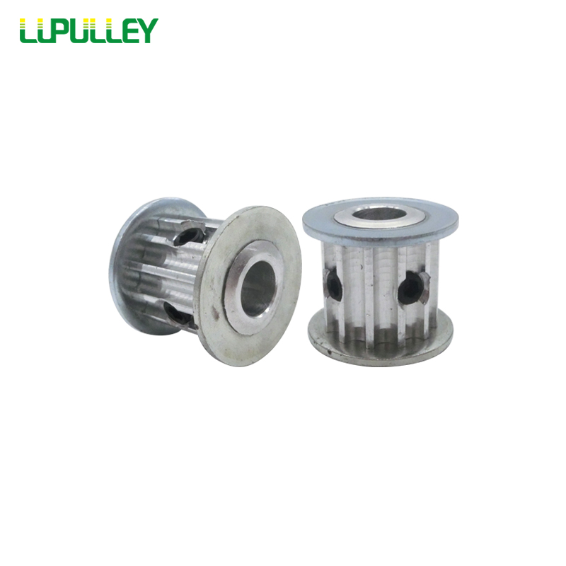 LUPULLEY 1pc HTD 5M 12T Timing Belt Pulley 12Teeth 16mm/21mm Belt Width Bore 5mm/6mm/6.35mm/8mm/10mm HTD5M Gear Wheel Pulleys AF 2pcs htd5m 12t timing pulley 5 6 6 35 8 10mm inner bore 5mm pitch 21mm belt width 12teeth timing belt synchros pulleys