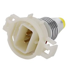 Newest 1Piece H16 5W High Power 3D LED Car Fog Light Auto Driving White Bulbs Lamp 360 Degree Eliminates Hot Spots for Vehicle