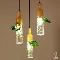 Modern Simple Personality Design Led Lamp Lighting Living Room Bedroom Dining Room Window Bar Plant Glass