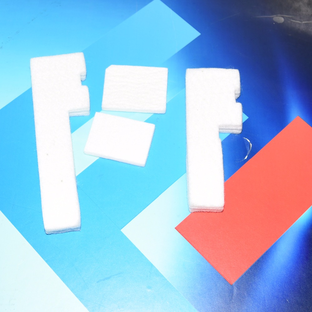 1 Sets Kompatibel Abfall Tinte Tank Pad Schwamm Für Epson L300 L301 L303 L350 L351 L353 L358 L355 L110 L210 L211 Me101 Me303 Me401