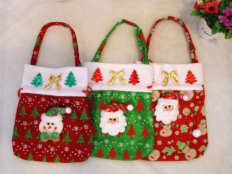 2015 New Party Supplies Fashin Christmas Decorations Gift Ideas Bags Backpack Colorful Arts And Crafts 3jpg