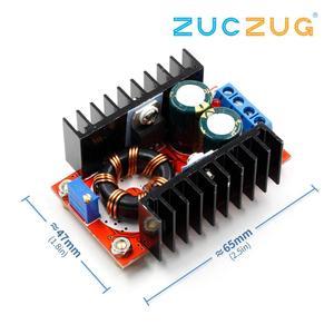 Image 1 - 150 Вт повышающий преобразователь постоянного тока в постоянный ток 10 32 В до 12 35 В повышающее Напряжение зарядное устройство модуль