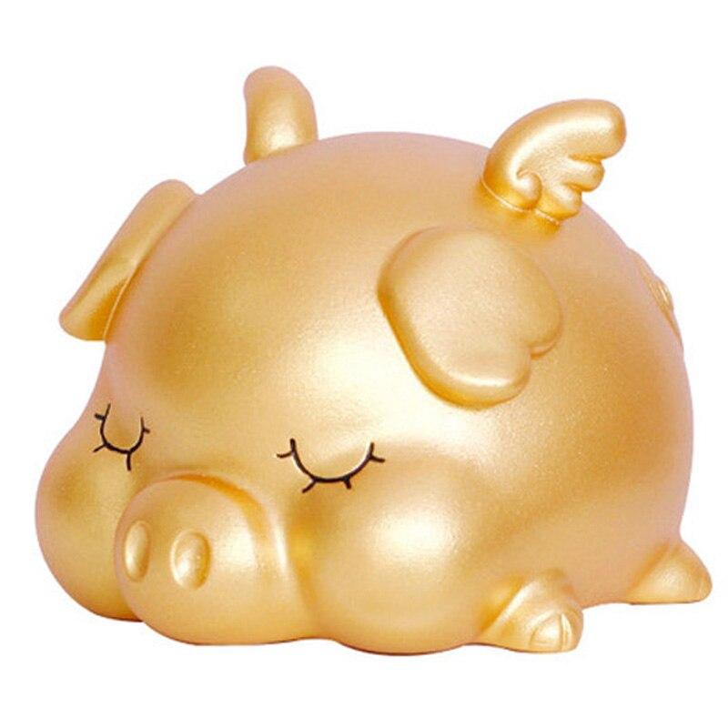 Mode Telefonzelle Münze Geld sparen Sparschwein Geschenk Home Decor